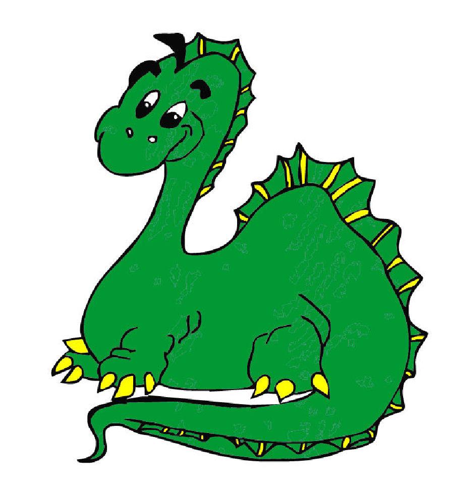 Jerger Dinosaur Logo | Jerger Elementary School PTO